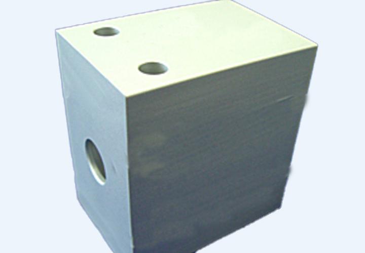硬質アルマイト加工品3